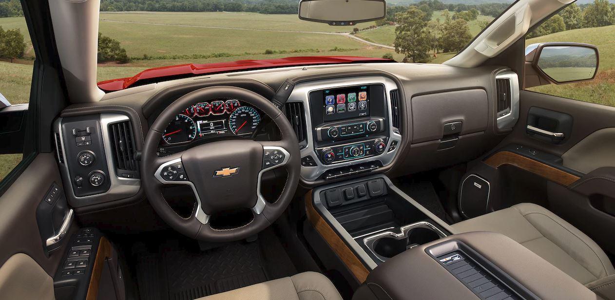 Buy a 2018 Chevy Silverado at Essigs Motors