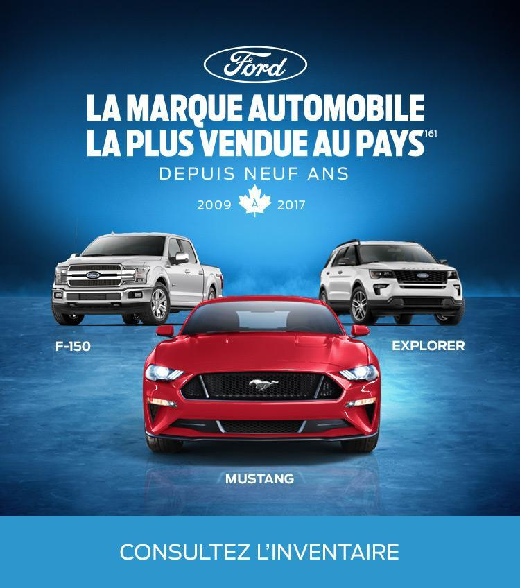 LA MARQUE AUTOMOBILE LA PLUS VENDUE AU PAYS