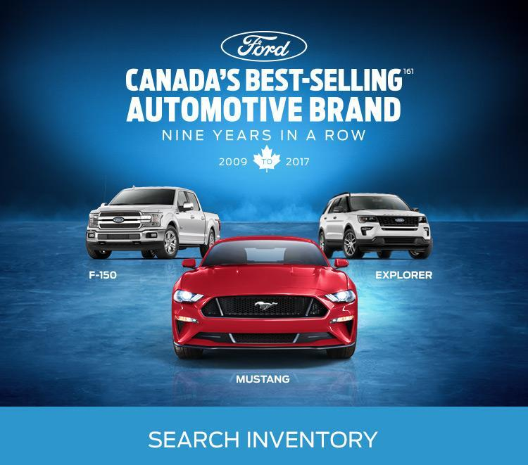 CANADA'S BEST-SELLING AUTOMOTIVE BRAND