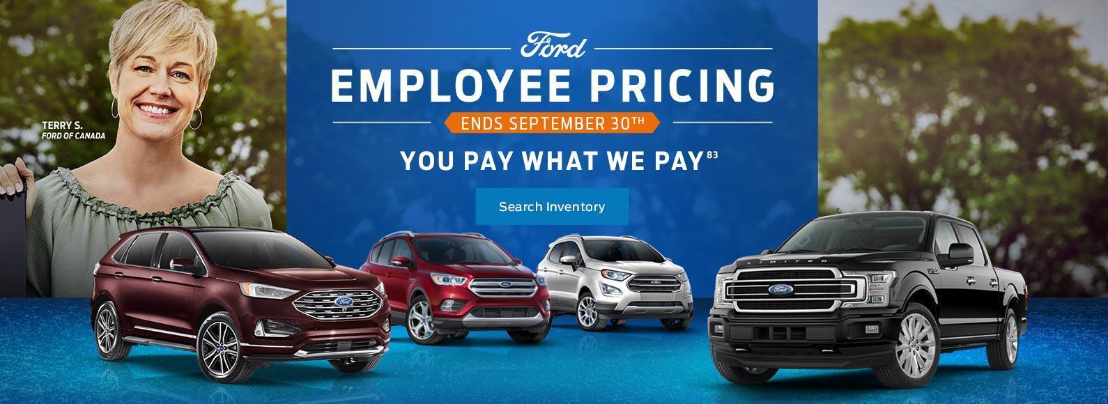 Espanola Ford Dealership Serving Espanola, ON | Ford Dealer