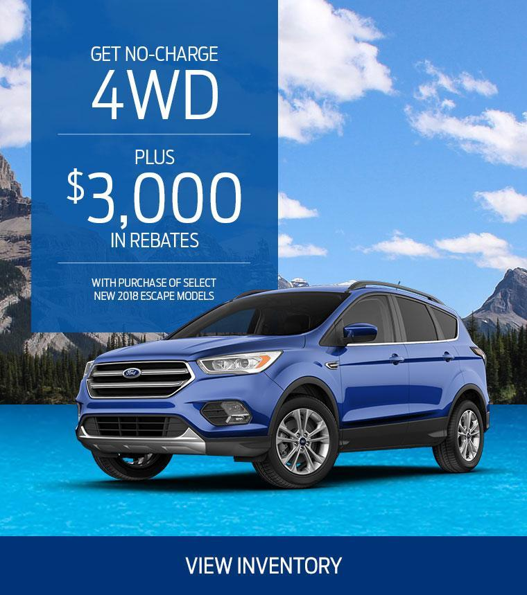 No Charge AWD
