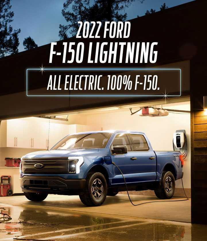 2022 Ford F-150 Lightning