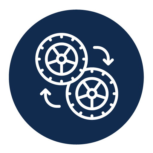 Tire Maintenance: how to care of your tires : Tire Rotation