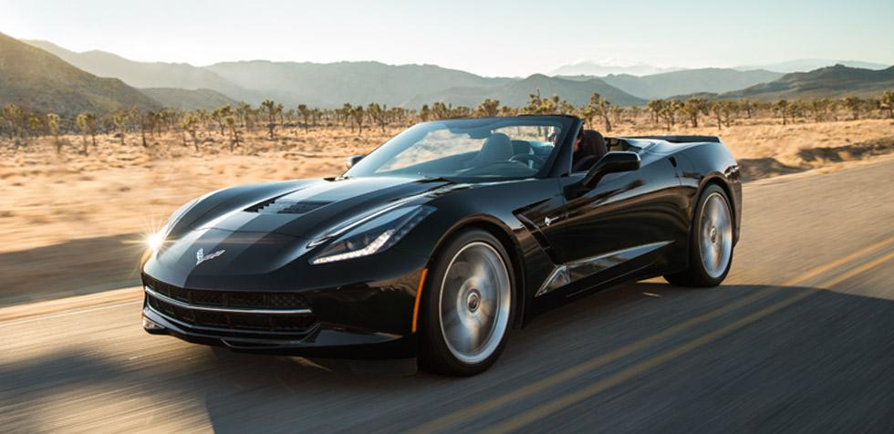 Corvette - Precision is our Mantra