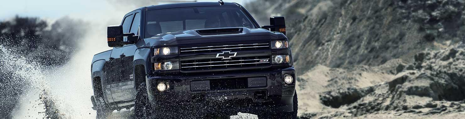 Chevy 2500HD - Built For the Long Haul
