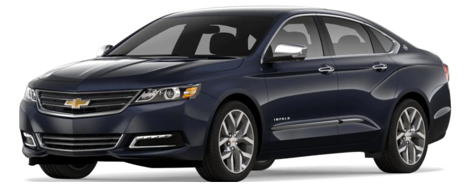 2018 Chevy Impala