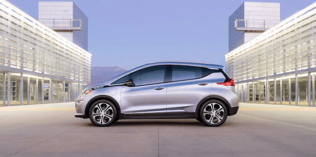 2018 Chevy Bolt Introduction