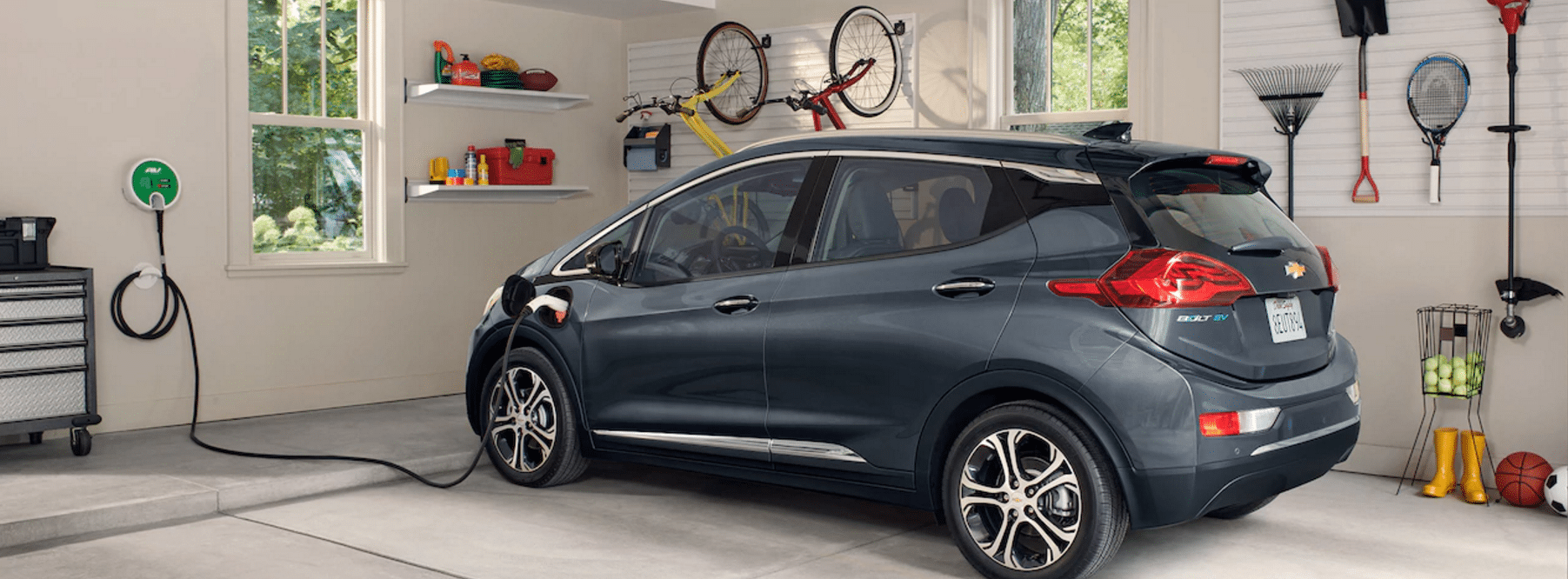 Charging your 2018 Chevy Bolt