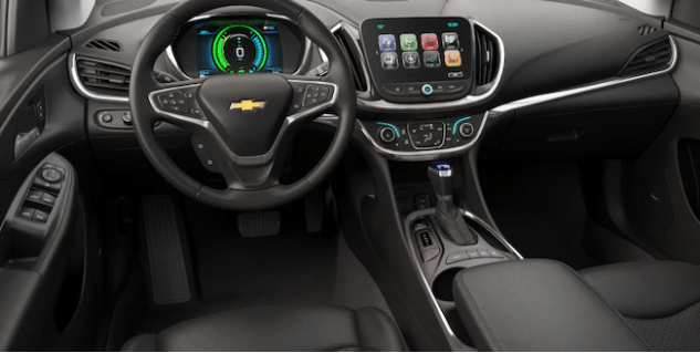 Chevy Volt Technology