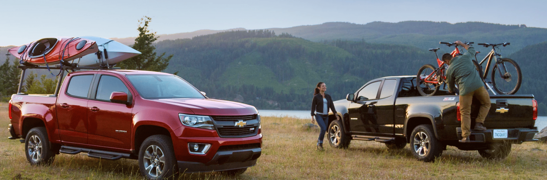 Chevrolet Colorado Chevy Rochester Dealers