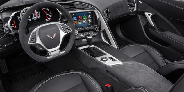 Corvette Technology
