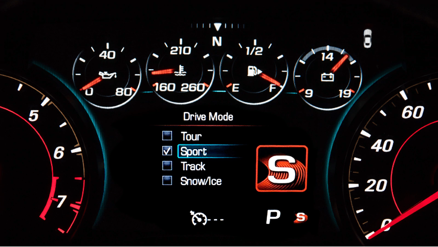 Driver Mode Selector