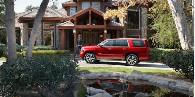 Tahoe Safety Features