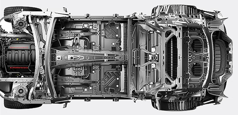 Camaro Architecture