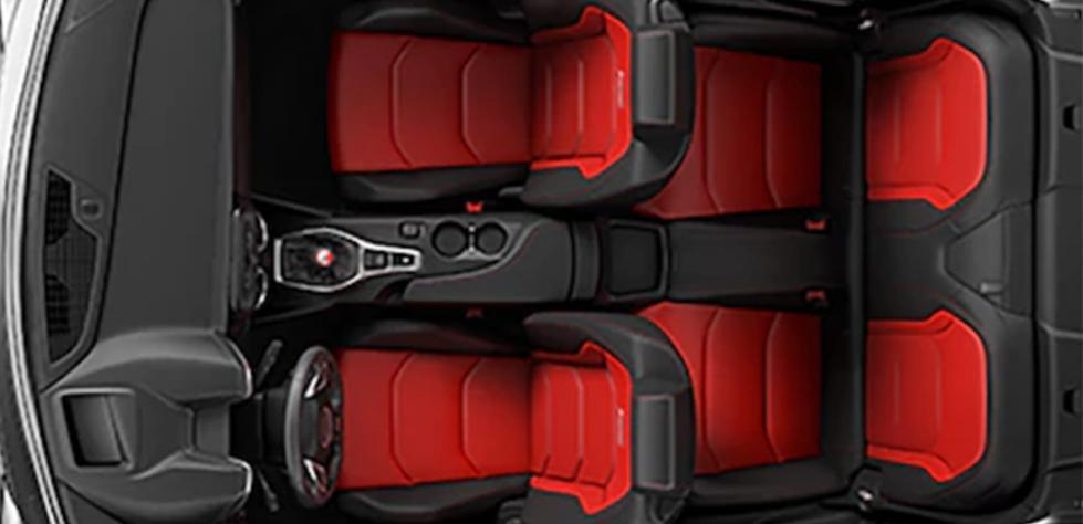 Camaro Cockpit