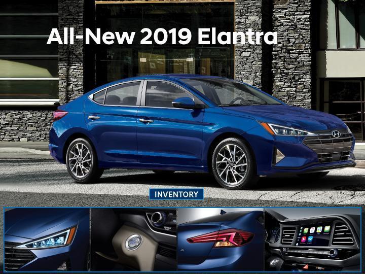 2019 Elantra