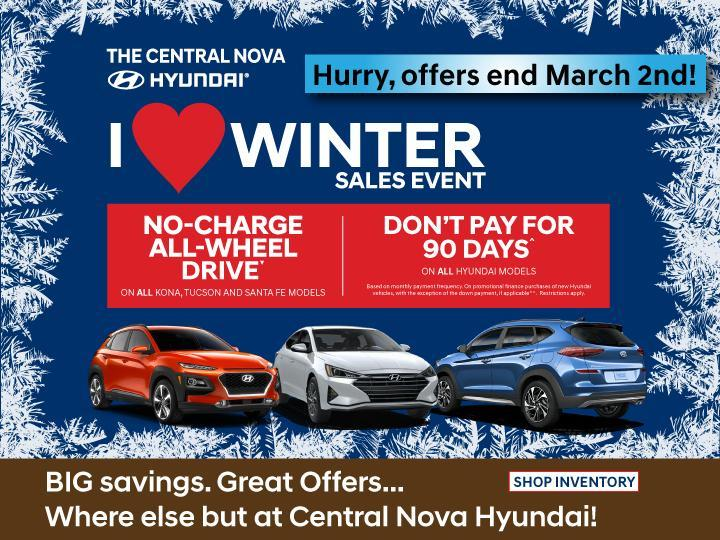 Central Nova Hyundai 2020