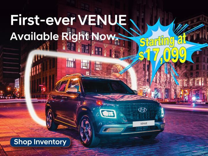 The All-New Hyundai Venue