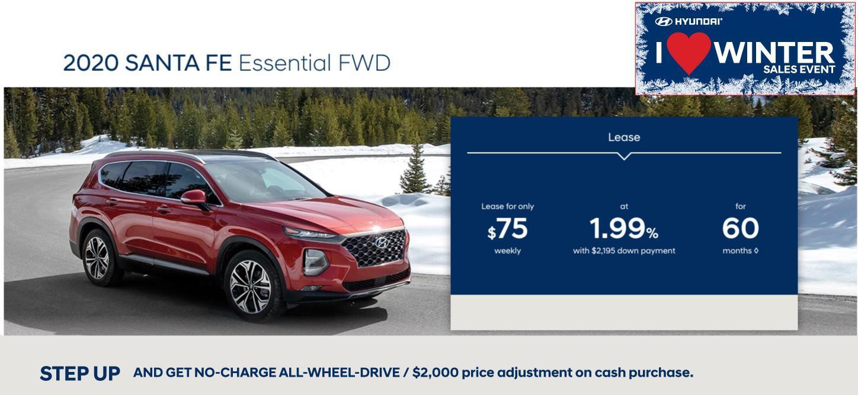 Central Nova Hyundai Santa Fe Special_2020