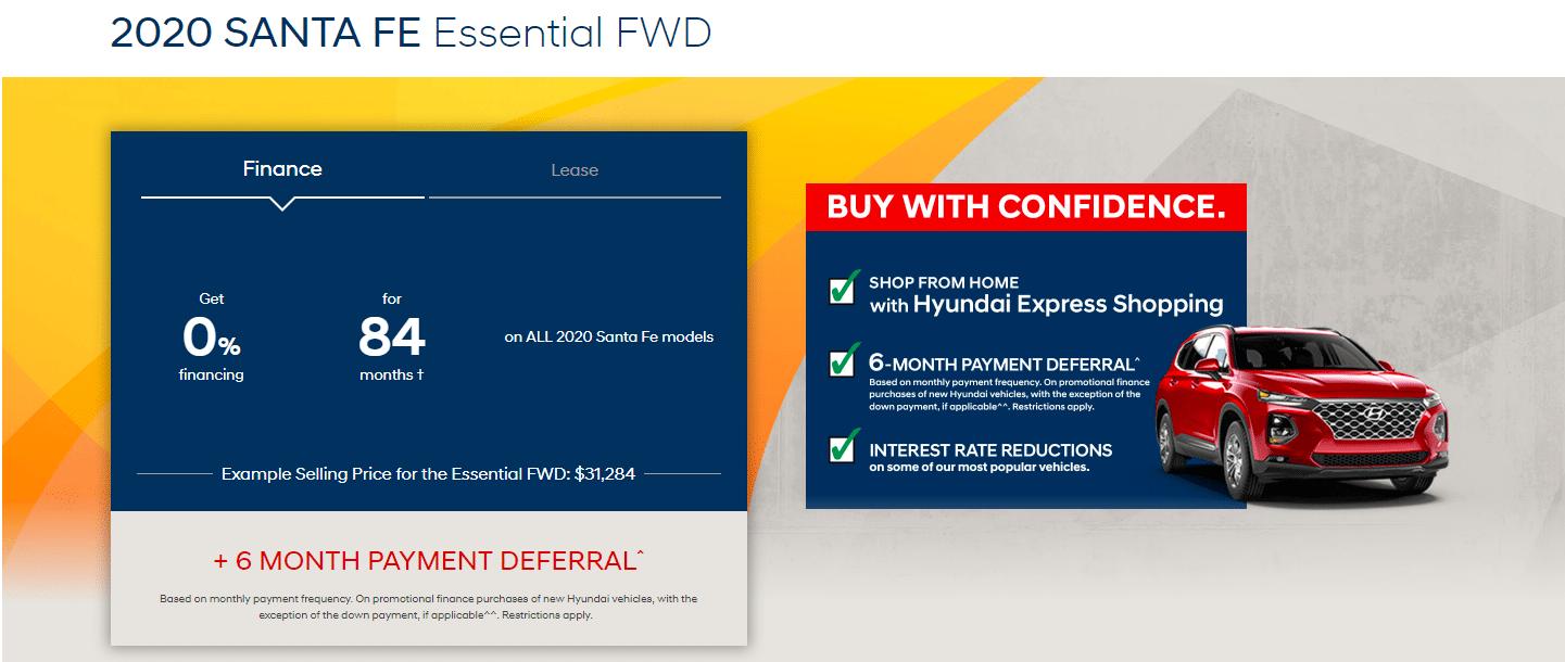 Hyundai Santa Fe Special_2020