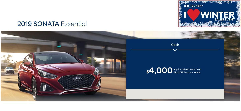 Central Nova Hyundai Sonata Special 2020