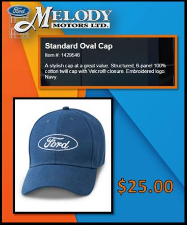 Standard Oval cap blue