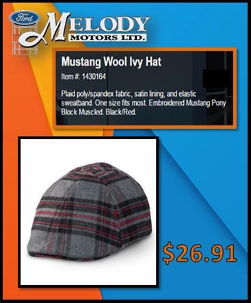 Wool Ivy Hat