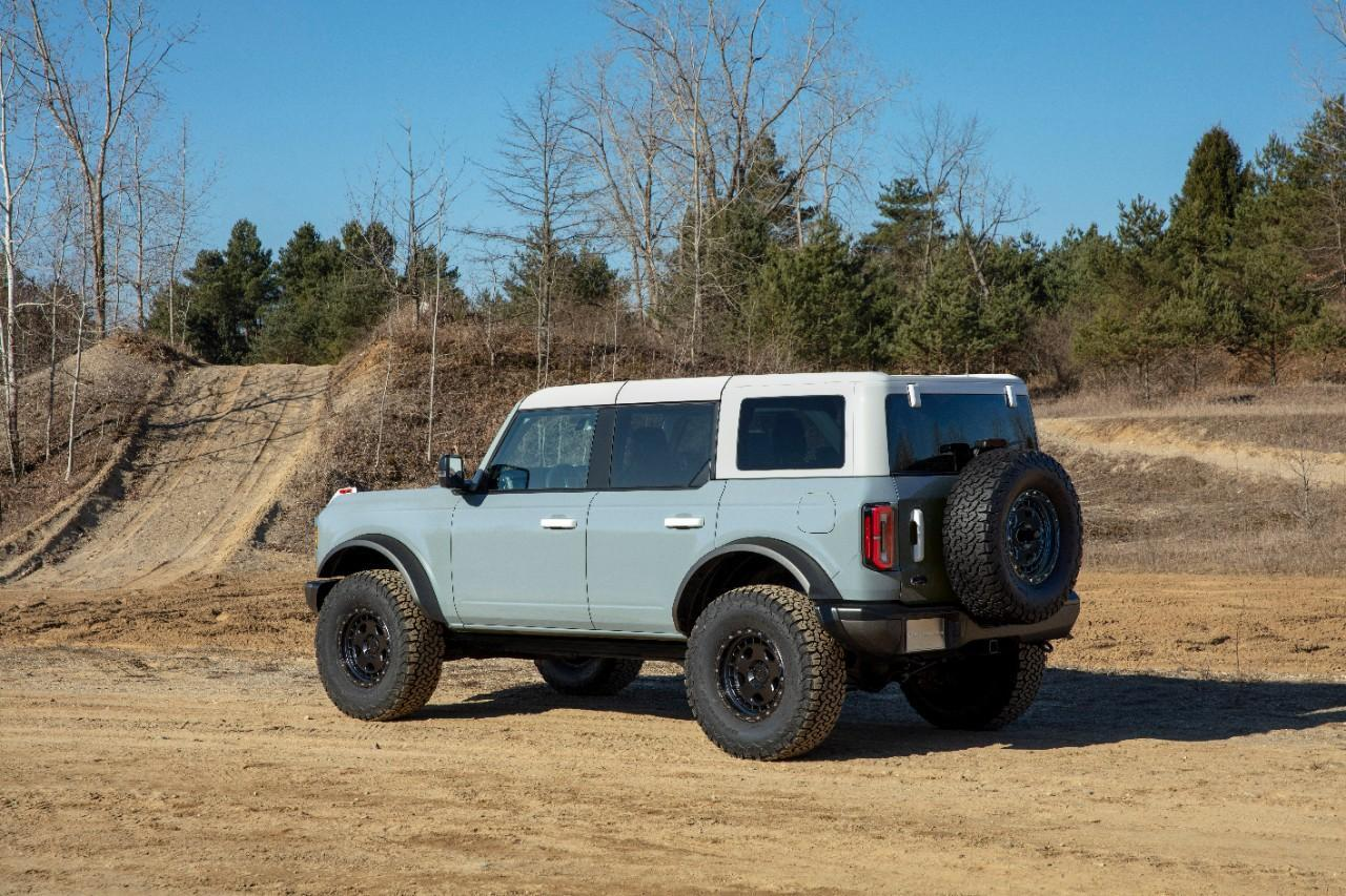 The Ford Bronco has finally arrived