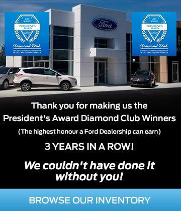 Welcome to Lincoln Heights Ford, Your Ottawa Ford Dealership