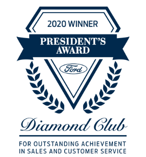 President's award 2020