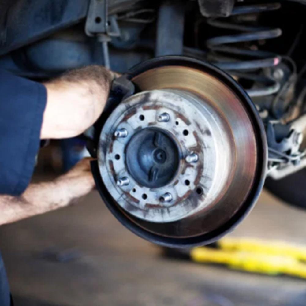 Lifetime Warranty on Motorcraft Brakes & Pads