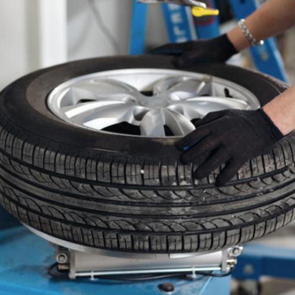 Tires Balancing