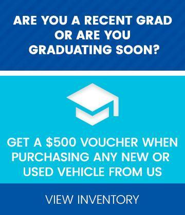 Recent grad offer