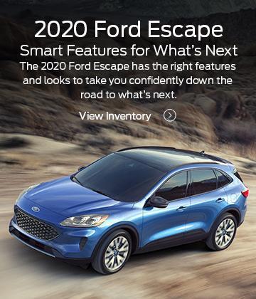 2020 Escape