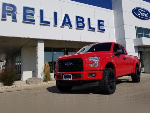Custom Trucks Reliable Ford