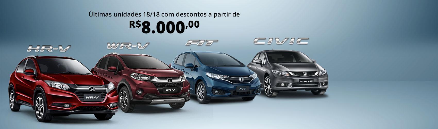 Honda Promoção