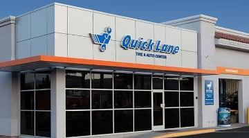 Ford Quick Lane Tire Auto Centre Form image