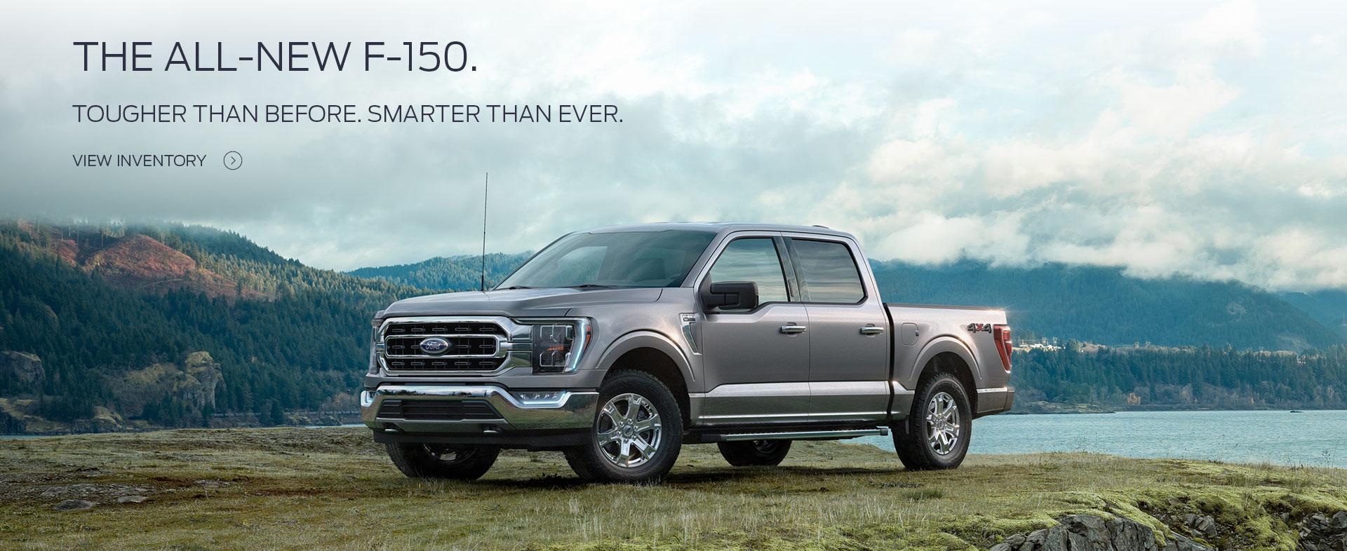 2021 F-150 | Joe Meloche Ford Sales