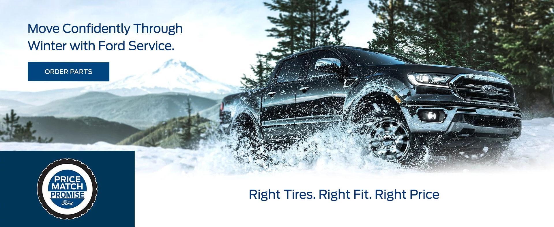 The Right Tires Promo Event