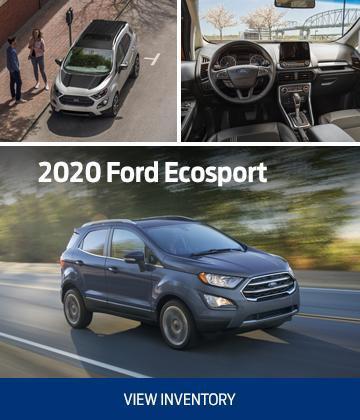 2020 EcoSport mobile
