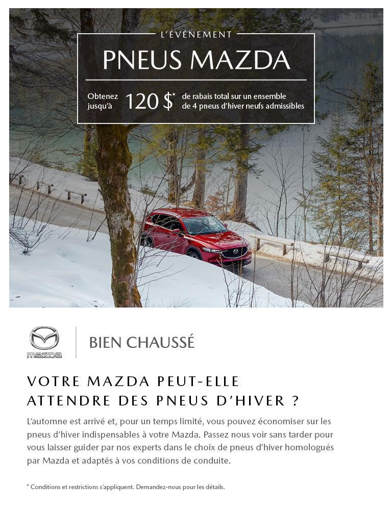 2019 Pnues Mazda