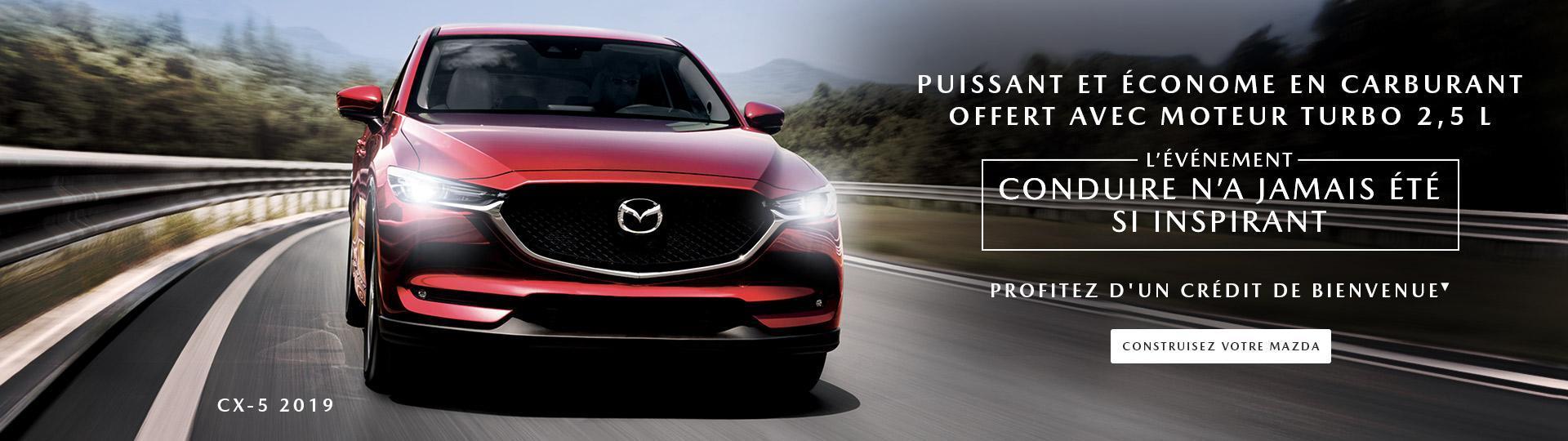 Mazda 2019 May Offer
