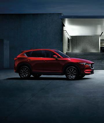 2018 New Mazda CX-5 Red