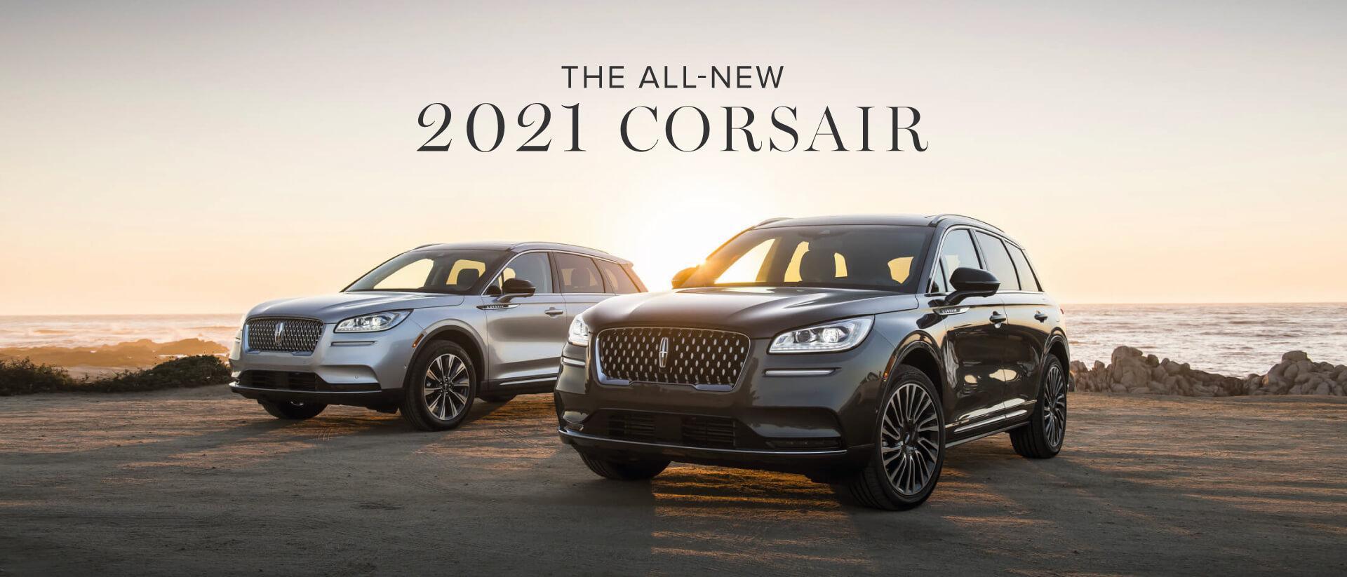 2021 Corsair