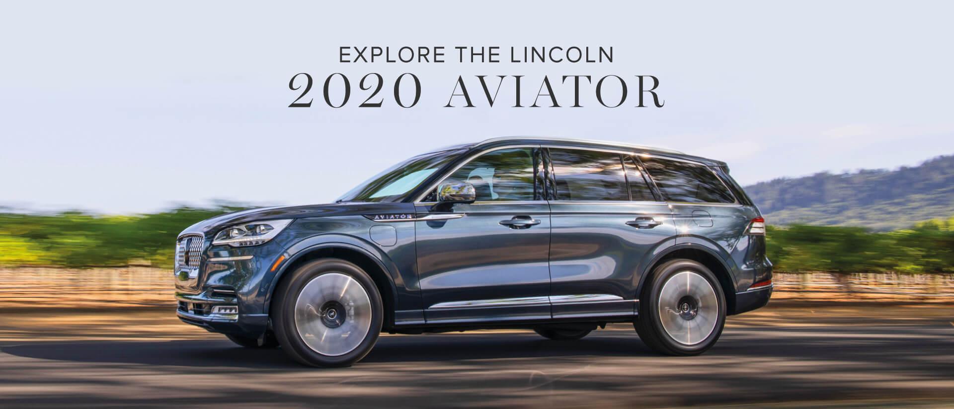 2020 Aviator