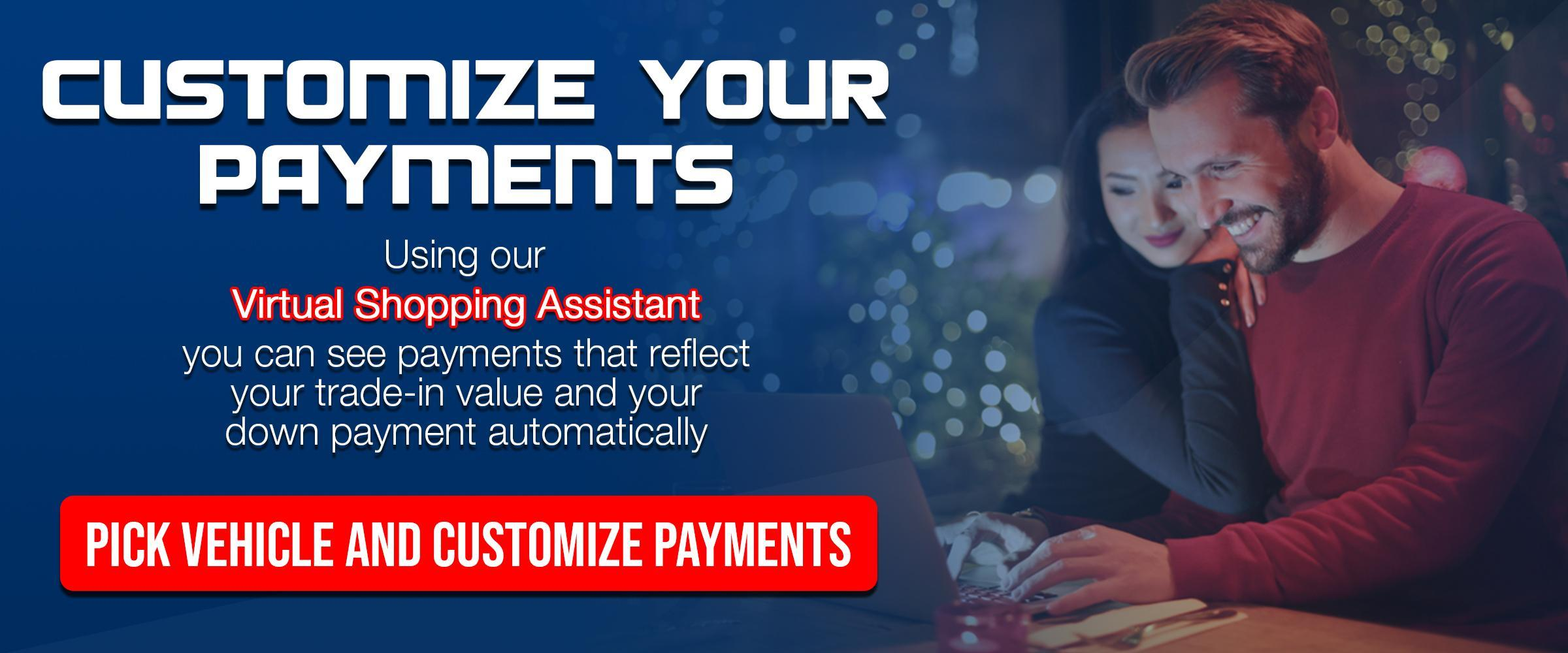 Customize Your Payment with our Virtual Shopping Assistant | Campbell River Hyundai