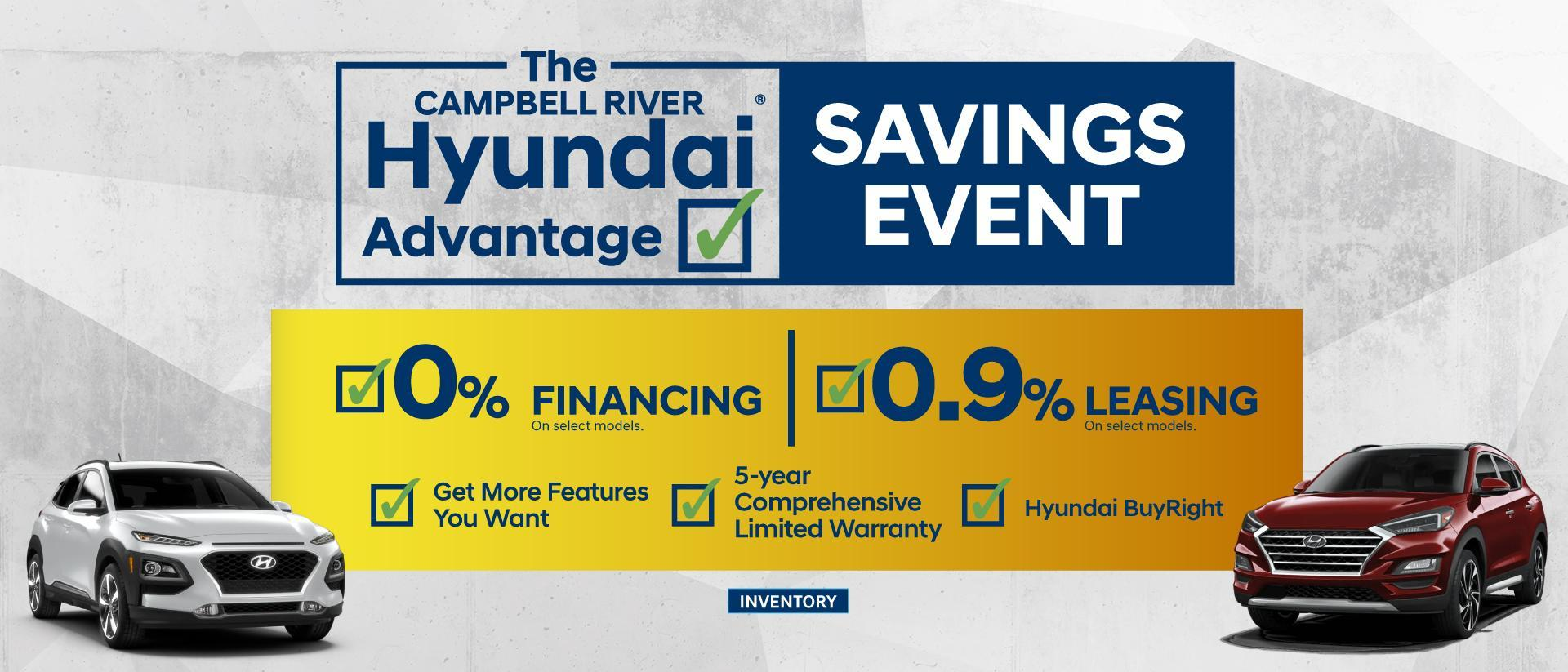 AdvantageEvent_CampbellRiverHyundai_March