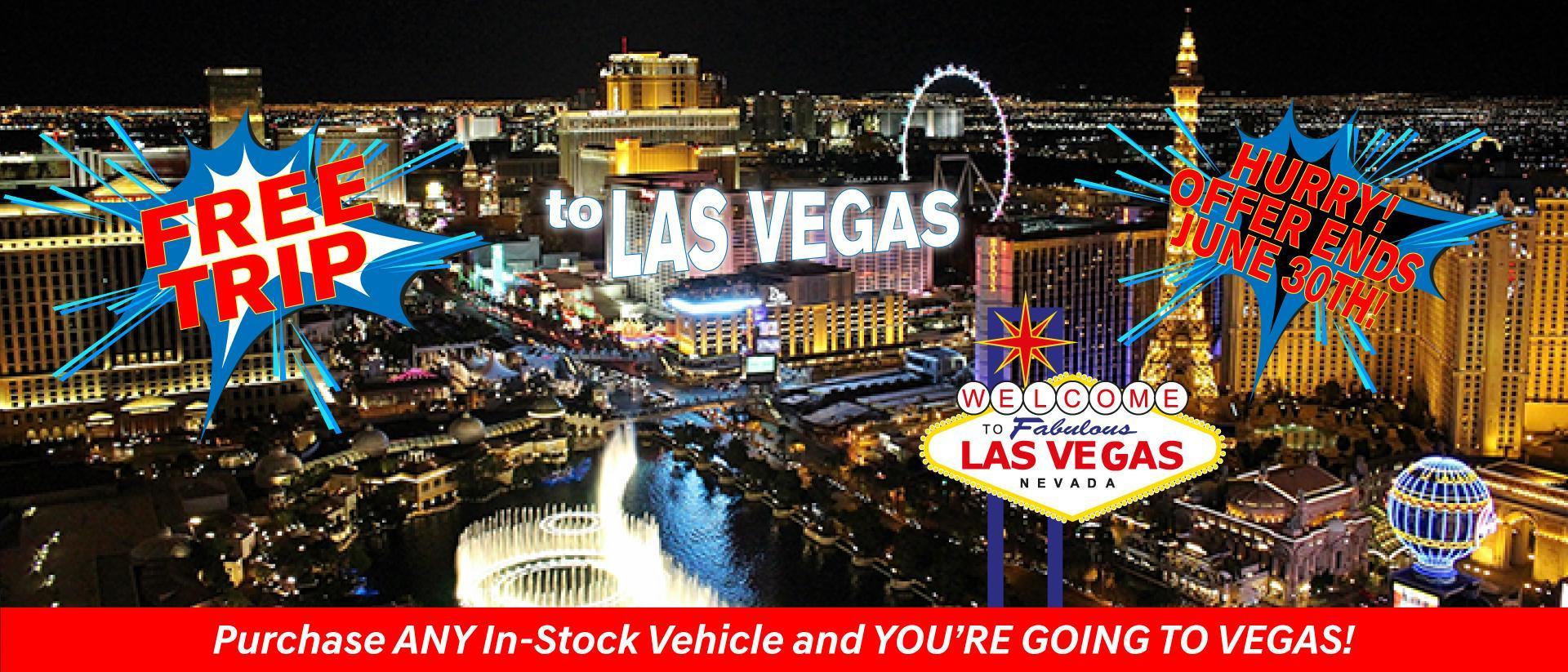 CRH-Vegas Promo