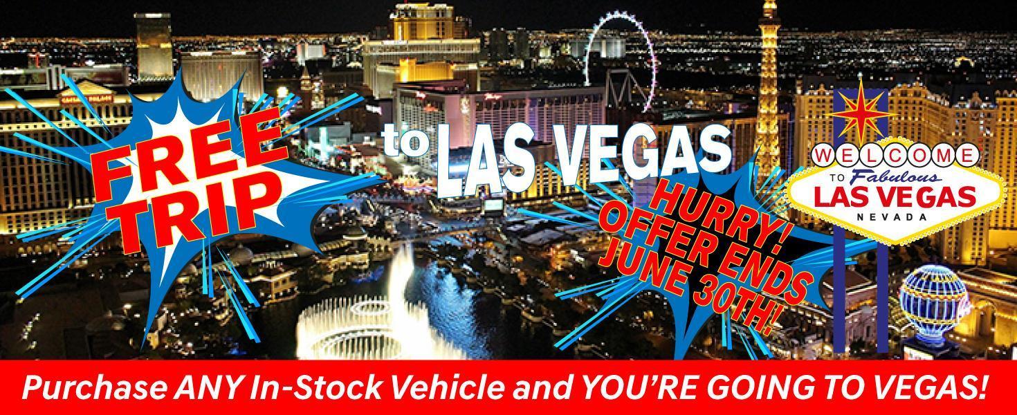 Campbell River Hyundai Vegas Promo