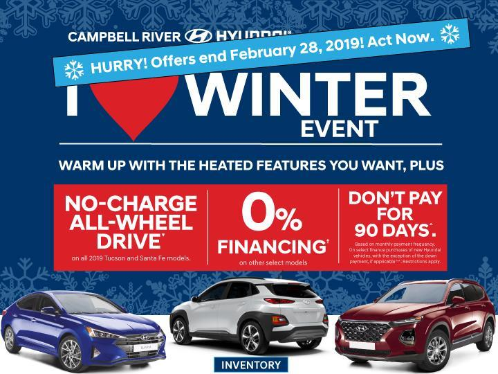Main Offer Slider February Campbell River Hyundai